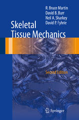 Skeletal Tissue Mechanics 2nd Edition 9781493930029 1493930028
