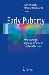 Early Puberty 1st Edition 9782817805436 2817805437