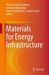 Materials for Energy Infrastructure 1st Edition 9789812877246 981287724X
