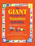 Encyclopedia of Transition Activities for Children 3 to 6 0 9780876590034 0876590032