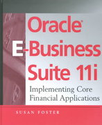 Oracle E-Business Suite 11i 1st edition 9780471412052 0471412058
