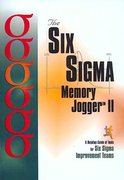 The Six Sigma Memory Jogger Desktop Guide 1st edition 9781576810552 1576810550