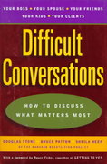 Difficult Conversations: How to Discuss What Matters Most 10th edition 9780670883394 0670883395