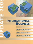 International Business 6th edition 9780324176605 0324176600