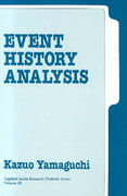 Event History Analysis 1st edition 9780803933248 080393324X