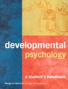 Developmental Psychology 1st edition 9781841691923 1841691925