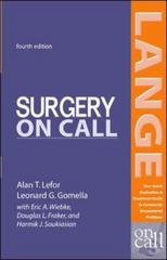 Surgery On Call, Fourth Edition 4th edition 9780071402545 0071402543