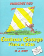 Curious George Flies a Kite 0 9780395169650 0395169658