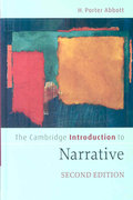 The Cambridge Introduction to Narrative 2nd Edition 9781107453326 1107453321