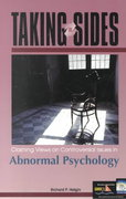 Clashing Views on Controversial Issues in Abnormal Psychology 0 9780072371932 0072371935
