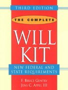 The Complete Will Kit 3rd edition 9780471401407 0471401404