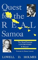 Quest for the Real Samoa 0 9780897891103 0897891104