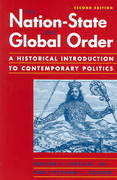 The Nation-State and Global Order 2nd Edition 9781588262899 1588262898