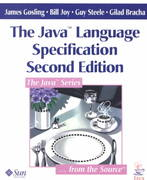 Java¿ Language Specification 2nd edition 9780201310085 0201310082