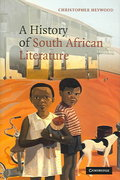 A History of South African Literature 0 9780521153782 0521153786