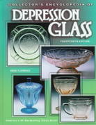 Collector's Encyclopedia of Depression Glass 14th edition 9781574321401 1574321404