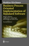 Business Process Oriented Implementation of Standard Software 2nd edition 9783540655756 3540655751