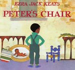 Peter's Chair board book 0 9780670061907 0670061905
