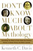 Don't Know Much about Mythology 0 9780060194604 006019460X