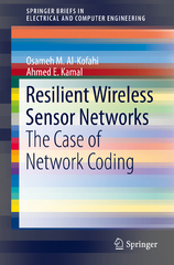 Resilient Wireless Sensor Networks 1st Edition 9783319239651 3319239651