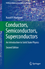 Conductors, Semiconductors, Superconductors 2nd Edition 9783319240107 3319240102