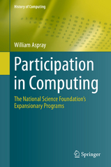 Participation in Computing 1st Edition 9783319248325 3319248324