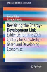 Revisiting the Energy-Development Link 1st Edition 9783319207322 3319207326