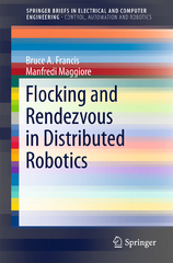 Flocking and Rendezvous in Distributed Robotics 1st Edition 9783319247298 3319247298