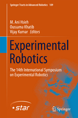 Experimental Robotics 1st Edition 9783319237787 3319237780