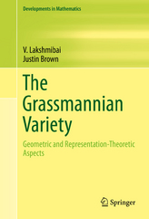 The Grassmannian Variety 1st Edition 9781493930821 1493930826