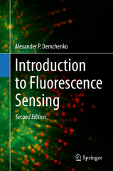 Introduction to Fluorescence Sensing 2nd Edition 9783319207803 3319207806