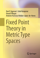 Fixed Point Theory in Metric Type Spaces 1st Edition 9783319240824 331924082X
