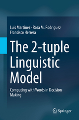 The 2-tuple Linguistic Model 1st Edition 9783319247144 331924714X