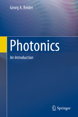 Photonics 1st Edition 9783319260761 3319260766