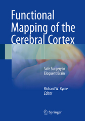 Functional Mapping of the Cerebral Cortex 1st Edition 9783319233833 3319233831