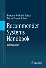 Recommender Systems Handbook 2nd Edition 9781489976376 148997637X