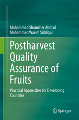 Postharvest Quality Assurance of Fruits 1st Edition 9783319211978 3319211978