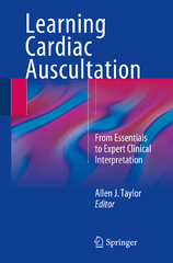 Learning Cardiac Auscultation 1st Edition 9781447167389 1447167384