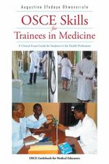 OSCE Skills for Trainees in Medicine 1st Edition 9781504935067 1504935063