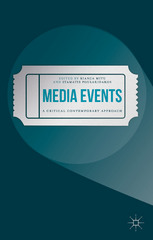 Media Events 1st Edition 9781137574275 1137574275