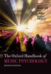 The Oxford Handbook of Music Psychology 2nd Edition 9780191034459 0191034452