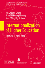 Internationalization of Higher Education 1st Edition 9789812876676 9812876677