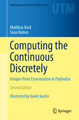Computing the Continuous Discretely 2nd Edition 9781493929696 1493929690