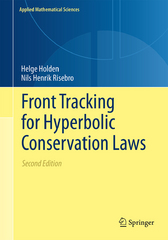 Front Tracking for Hyperbolic Conservation Laws 2nd Edition 9783662475072 3662475073