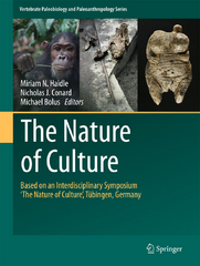 The Nature of Culture 1st Edition 9789401774260 9401774269