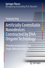 Artificially Controllable Nanodevices Constructed by DNA Origami Technology 1st Edition 9784431557692 4431557695