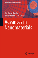 Advances in Nanomaterials 1st Edition 9788132226680 8132226682