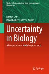Uncertainty in Biology 1st Edition 9783319212968 3319212966