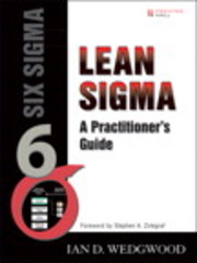 Lean Sigma 1st Edition 9780134424415 0134424417