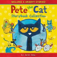 Pete the Cat Storybook Collection 1st Edition 9780062304254 0062304259